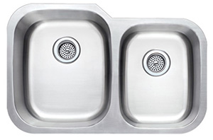 Undermount 60/40 Kitchen Sink