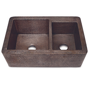 Farm Sink 60/40 Double with Apron